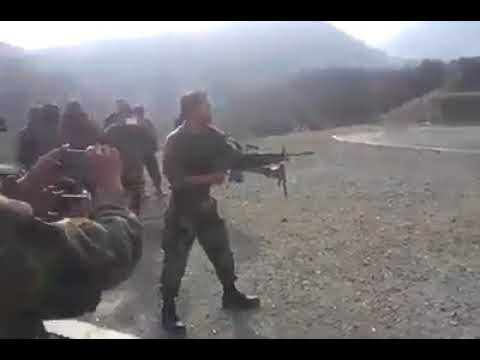 SSG Commandos firing style   Special Services Group of Pakistan