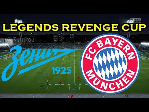 FIFA 16 - FC BAYERN MÜNCHEN vs. ZENIT SANKT PETERSBURG | RACHE FÜR 2011! ◄LRC #18►
