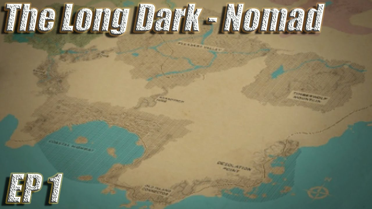 The Long Dark Nomad Challenge Mode Gameplay Walkthrough  EP 1