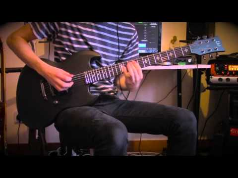 Illdisposed - I believe in me - Guitar Play through