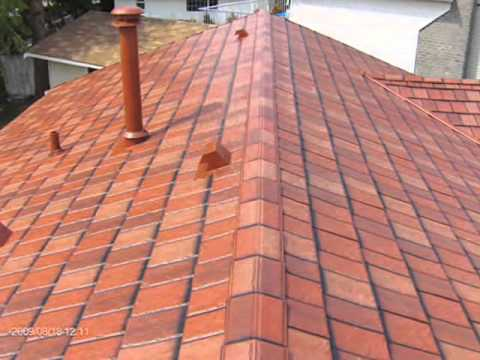 Edco Steel Shingles Installation Youtube