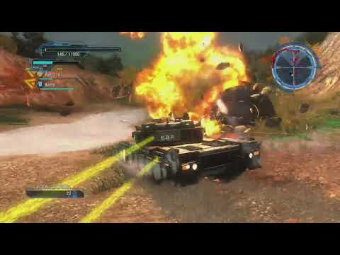 Earth Defense Force 5 WEAPON FARMING Mission: 86 *INFERNO Difficulty* Online Co Op Air Raider Class thumbnail
