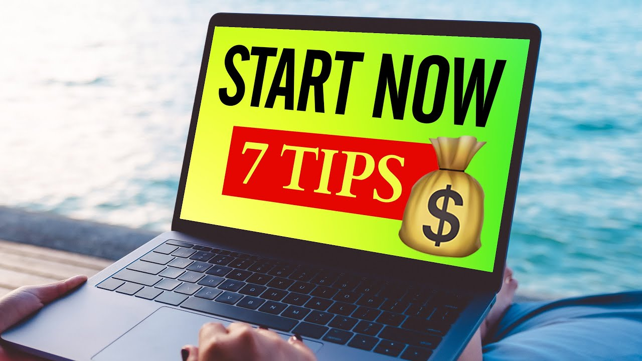 7 Tips to Get Started as a Marketer