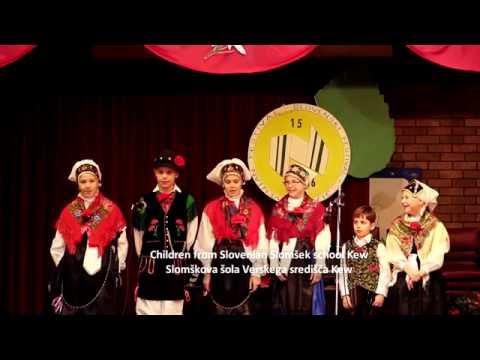 15th Slovenian Festival - Melbourne 2016