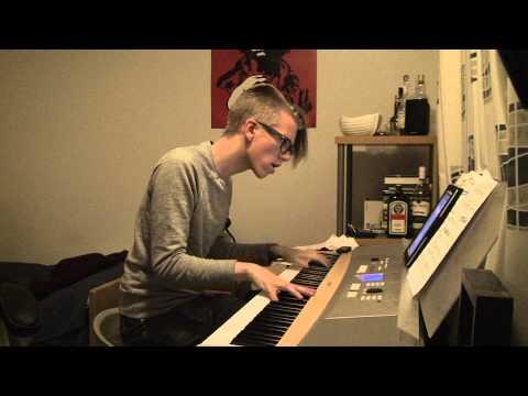 twenty   one   pilots - Guns For Hands (Piano Cover HD)