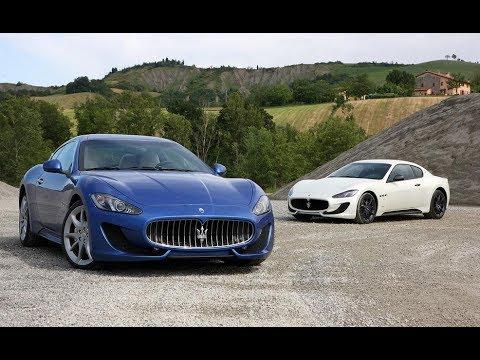 2013 Maserati GranTurismo Specs Price and Rating  YouTube
