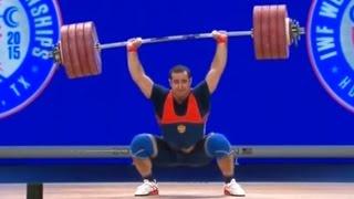 2015 World Weightlifting Championships, Men 105 kg \ Тяжелая Атлетика. Чемпионат Мира