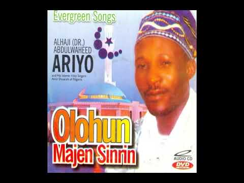 Download Alhaji Waheed Ariyo   Olohun Majen si rin