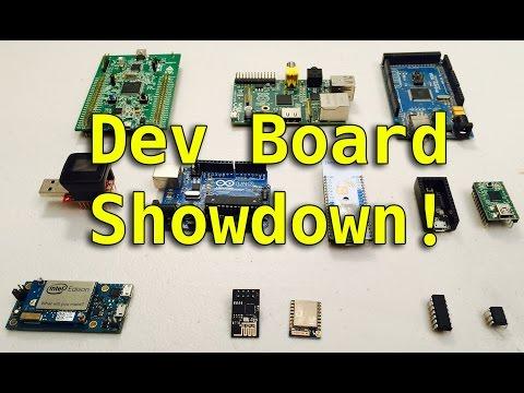 Development Board Showdown!