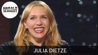 Julia Dietze über Israel und Danny Trejo | Die Harald Schmidt Show (SKY)