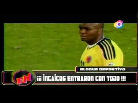 El Noticioso - Peru vs Colombia - Clasificatorias Brasil 2014