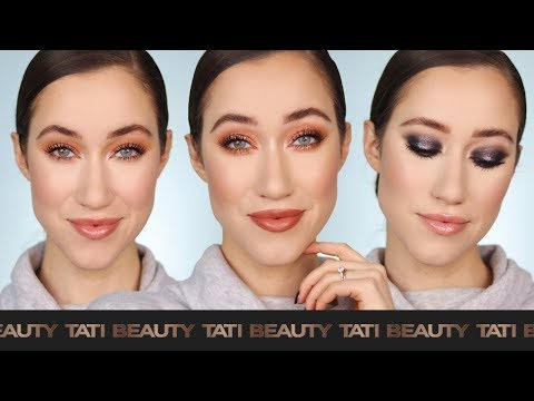 I Did 3 Looks Using Tati's Palette thumbnail