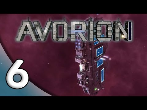 Avorion - 6. Making a Mothership - Let's Play Avorion Gameplay