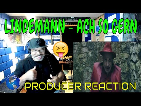 LINDEMANN   Ach so gern One Shot Video - Producer Reaction