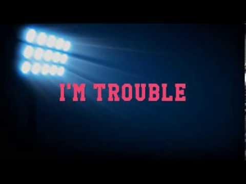 Natalia Kills - Trouble (Lyrics)