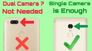 Take DSLR quality Photos from your Smartphone!! No Dual Camera Needed!!!