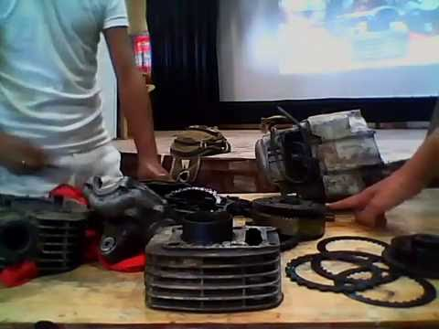 IC Engine Overhauling Workshop | TechTrunk | Practicals| Mechanical&  Automobile Engineering