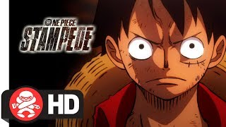 One Piece Stampede - Theatrical Trailer | English DUB