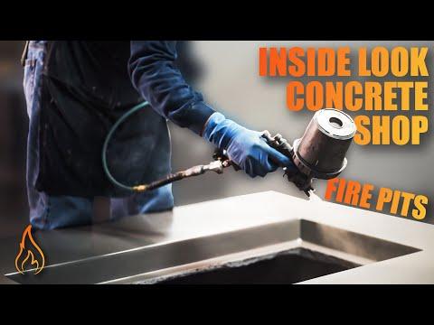 Inside Look [Concrete Shop]