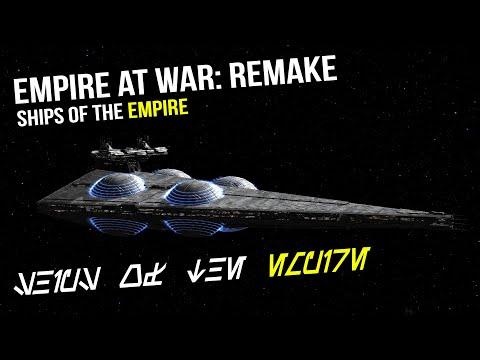 Empire At War Remake - Looks Stunning