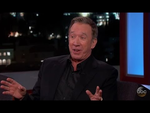 Tim Allen: Being Republican In Hollywood Is Like '30s Germany'