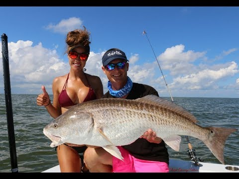 Fishing Louisiana For Redfish And Tripletail