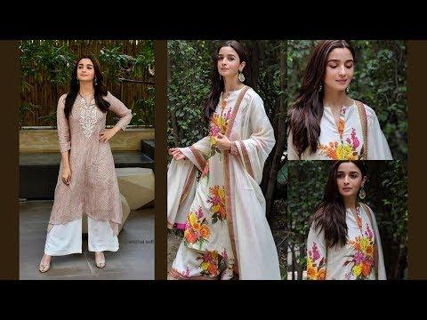 Alia Bhatt's Exclusive Kurti Designs 2019 Mp3