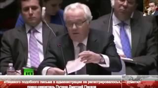 Песков назвал Путина брехливым Буратиной, а Чуркина дохлым пустобрехом!