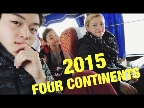 2015 Four Continents Vlog - Seoul (Vlog #19)
