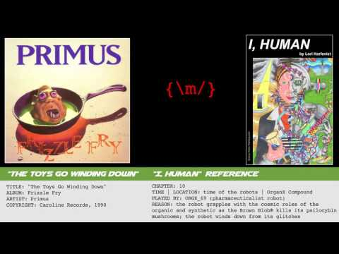 The Toys Go Winding Down by Primus