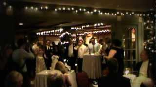 Maid of Honor Speech SINGS her speech! (Caitie Rose)