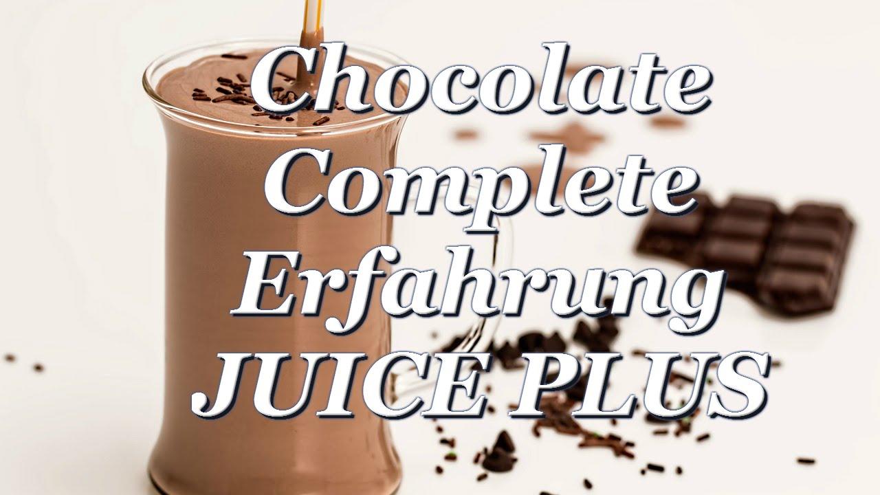 Juice Plus Erfahrung
