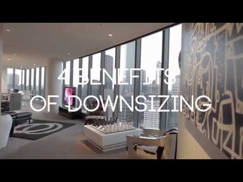 4 KEY BENEFITS OF DOWNSIZING FOR YOUR NEXT HOME