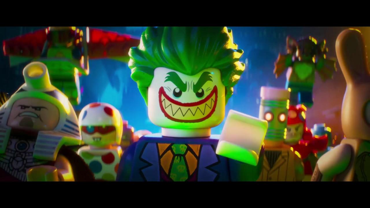 Lego Batman Le Film Youtube