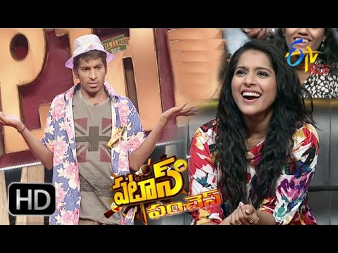 Patas Punches | 10th December  2016 | Full Episode 86 | ETV