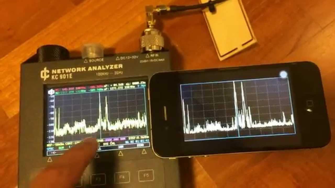 Low-cost Antenna Analyzer 1hz~3ghz - Most Popular Videos