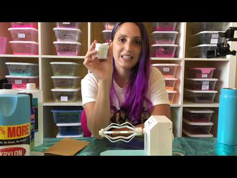 How to Make Resin Tumblers 101 - For Beginners (Part 1)