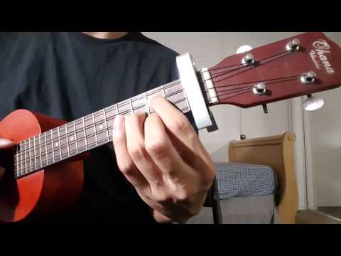 Beautiful Things uke cover