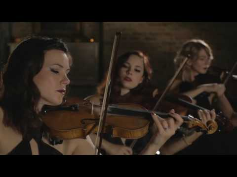 """Dirty Pretty Strings """"Tango For Strings"""" arranged by Amy Langley"""