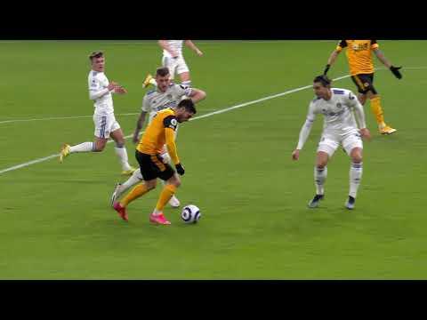 Wolves Leeds Goals And Highlights