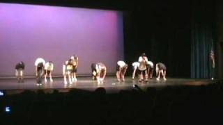 Mr Apollo Group Dance