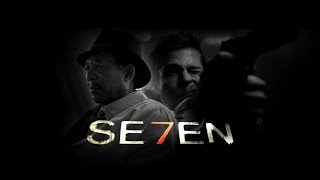 Seven (SE7EN) Trailer (1995) Freeman/Pitt New Version (2015) 1080p HD