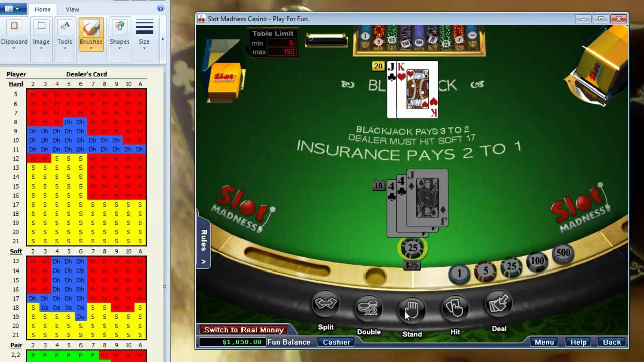 Practice Blackjack Online – Try Different Variants