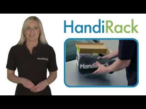 Φουσκωτή μπάρα οροφής HandiRack: Πραγματικά πολύτιμη λύση