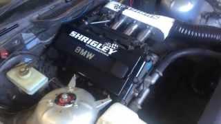 bmw m42 2082cc diesel crank, e36 m3 throttle bodies, 86mm pistons, custom camshafts