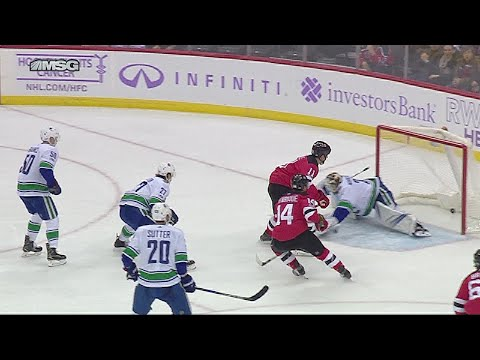 Brian Boyle pots PPG on Hockey Fights Cancer night