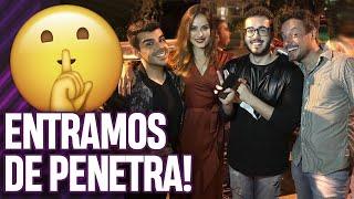FICAMOS AMIGOS DOS PARTICIPANTES DO MASTERCHEF PROFISSIONAIS 2018! | Virou Festa