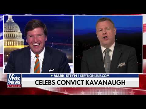 Mark Steyn with Tucker Carlson on FISA warrants and celebrity contempt
