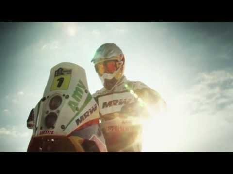 Red Bull Dakar 2013 Two Wheeled Preparation