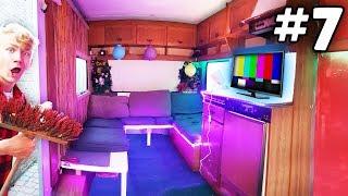 DE CARAVAN IS BIJNA AF! (inrichting) - Caravan Verbouwen #7